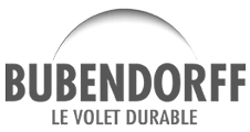 Logo Bubendorff noir et blanc