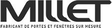 Logo Millet monochrome